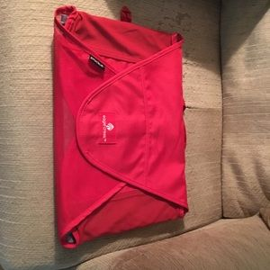 Eagle Creek  Pack It Garment Folder, Small,Red